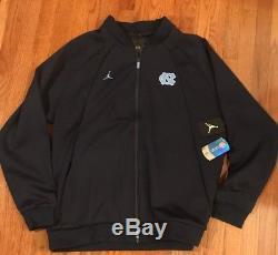 UNC Carolina Tar Heels Nike Air Jordan 1 Wings Jacket AJ1 3XL XXXL NWT $180