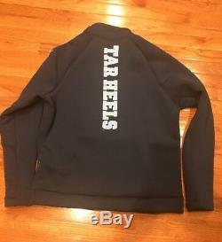 UNC North Carolina Tar Heels Nike Jordan 23 Max Pro Tech 1/4-Zip Jacket NWT 2XL
