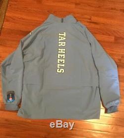 UNC North Carolina Tar Heels Nike Jordan 23 Tech 1/4-Zip Jacket NWT 3XL XXXL