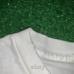UNC North Carolina Tar Heels Vintage Nike T Shirt USA Rare Jordan 90s Gray Tag
