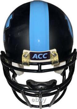 UNC Tar Heels Team Issued Julius Peppers PROLINE Helmet
