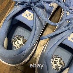 UNC Tarheels NCAA Nike Alpha Huarache 2 Elite PE Metal Baseball Cleats Sz 12