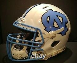 UNC Tarheels full size helmet