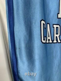 VTG Nike x UNC North Carolina Tar Heels Vince Carter #15 Jersey Made In USA L