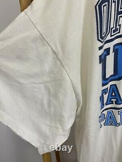 VTG Official UNC Tar Heels Part Shirt Single Stitch Thin Big One Size Fits All