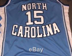 Vince Carter Signed North Carolina Tarheels Unc Jersey-exact Proof 4x6 Photo Inc