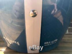Vintage 1973 UNC Tar Heels Riddell Kra-Lite TK2 Suspension Football Helmet