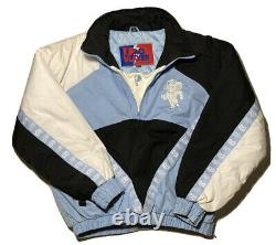 Vintage 90s University Of North Carolina Tarheels Pro Player Jacket UNC Coat