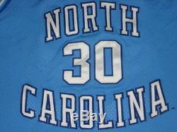Vintage Authentic NIKE UNC North Carolina Tar Heels Rasheed Wallace Jersey 48