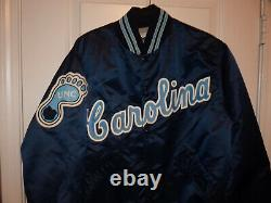 Vintage North Carolina Tar Heels UNC Jacket Button Mens Size 42