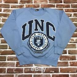 Vintage Nutmeg Mills Crewneck Sweatshirt Sweatpants Sweatsuit UNC Tar Heels Set
