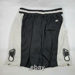Vintage Rare Nike Jordan North Carolina Tar Heels Basketball Shorts Unc 82 XL