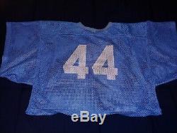 Vintage UNC Tar Heels Football Practice Jersey 1980-82 Kelvin Bryant #44 ACC