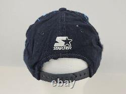 Vintage UNC Tarheels Starter Shatter snapback hat cap Carolina The Right Hat