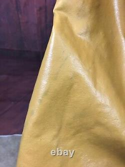 Vintage UNC University North Carolina Tar Heels Letterman Jacket DeLong Mens XL
