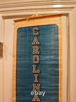 Vintage University of North Carolina UNC Tarheels 1984 Calendar Michael Jordan