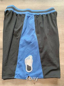 Vtg NORTH CAROLINA TAR HEELS Shorts Basketball Sewn Jordan Nike UNC'82 2XL XXL