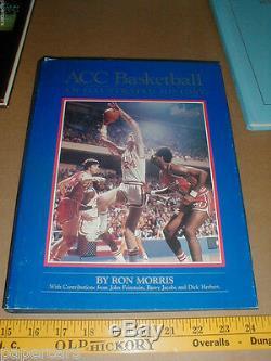 11 Université De Unc Tar Heels North Carolina Basketball Champs Livres Dean Smith