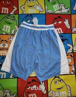 1982 North Carolina Tar Heels Unc Cousu Jordan Eighty-two 82 Collection Shorts XL