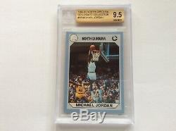 1990 Jordan # 3 44 61 93 Carolina Bgs 9.5 Collecte Collégiale Unc Tarheels