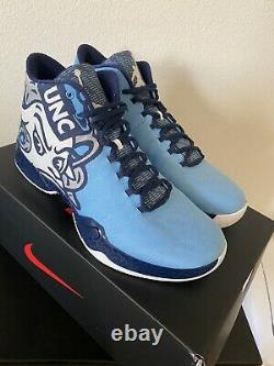 2015 Nike Air Jordan 29 Sz 11.5 Ds Unc Tarheels Promo Sample College Pe