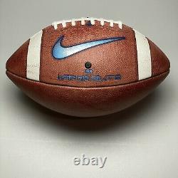 2020 Unc Tar Talons Jeu Ball Nike Vapor Elite Ncaa Football Acc University