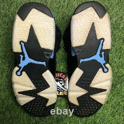 Air Jordan 6 Unc Talons De Goudron