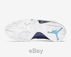 Air Jordan 9 IX Retro Blanc Bleu Marine 23 Logo Jumpman Ailes Rares Tarages Unc