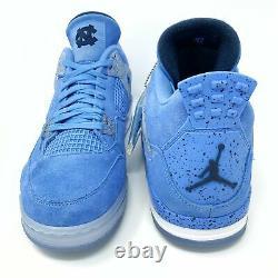 Air Jordan IV 4 Sz 11.5 Player Exclusive Pe Unc Tarheels