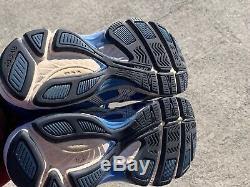 Asics Gel 190 Tr Unc Tarheels Bleu Chaussures De Course Pour Chaussures De Sport 10 Sj17j16