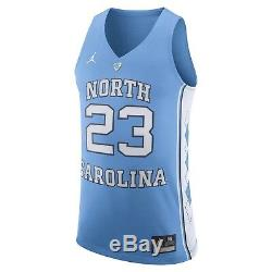 Authentiques North Carolina Tar Heels Michael Jordan Retro Jersey Unc Nike Dri-fit