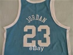 Authentiques North Carolina Tar Heels Unc Michael Jordan Jersey Sz 46 L XL Francehotel