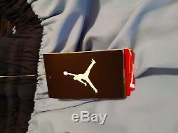 Basketball Unc Nike Air Jordan Shorts Caroline Du Nord Court M Heels Bleu Tar