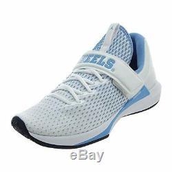 Blanc / Bleu Sz 10.5 Ar1391-100 Nike Jordan Homme Entraîneur 3'unc Tar Heels De