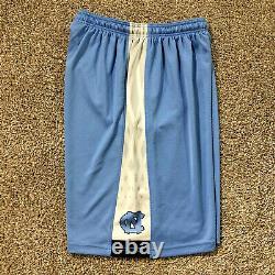 Carolina Basketball Short Unc Jordan Team A Émis Tar Talons Hommes Taille XL +4