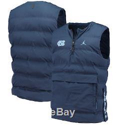 Carolina Tar Talons Unc Nike Jordan Protect Shield Veste Veste Nwt 3xl XXXL