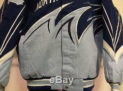 Caroline Du Nord Tar Heels Unc Slash Jacket Par G- III Adulte XL Livraison Gratuite