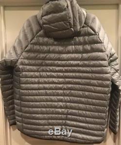 Caroline Du Nord Unc Tar Talons Veste Nike Jordan Elite Coat Xlt XL Tall Nwot