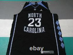 Caroline Du Nord Unc Tarheels Michael Jordan Nike Swingman Jersey Adult XL Blue