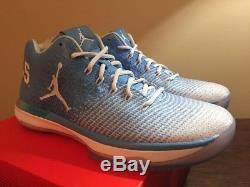Chaussures Nike Air Jordan 31 XXXI Low Unc Tar Caroline Du Nord 897564-407 Sz 9