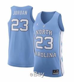 Chaussures Nike Air Jordan Unc Tar Caroline Du Nord Michael Jordan Jersey Msrp $ 150