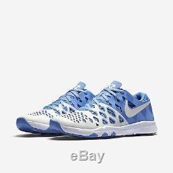 Chaussures Nike Train Speed 4 Amp Caroline Du Nord Taille 9 Bleu 844102-414 Unc