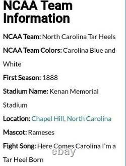 Cockpot Cnu Chapel Hill (tar Heels)