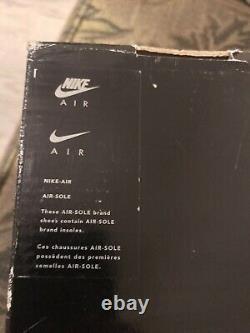 Ds Nike Air Jordan 1 Rétro MID Unc Cuir Verni 136085 140 Hommes Sz 11 Vintage