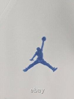 Edition Limitée Unc Caroline Du Nord Tar Heels Nike Jumpman #93 De 360 Jersey