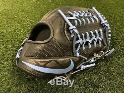 Gant De Baseball Nike Mvp Select 11.75 Équipe Unc Équipe Talons De Goudron En Caroline Du Nord