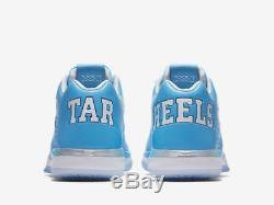 Go Heels Nike Air Jordan 31 XXXI Low Unc Tar Talons De Caroline Du Nord 897564-407