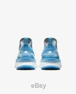 Go Heels Unc X Jordan React Havoc Talons Tar En Caroline Du Nord, Blanc / Bleu Nike
