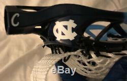 Guerrier Lame Ogx Tête Lacrosse Personnalisés Hommes Teints De North Carolina Tar Heels Unc