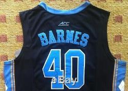 Harrison Barnes Signés Autograph Unc Tar Heels Jersey Ncaa Nba USA
